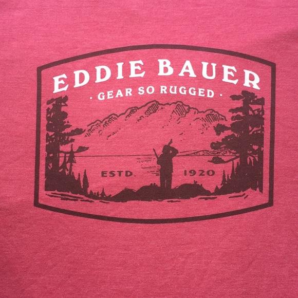 Eddie Bauer Other - 💥 3/$25 Eddie Bauer T Shirt Sz XL Like New   D7